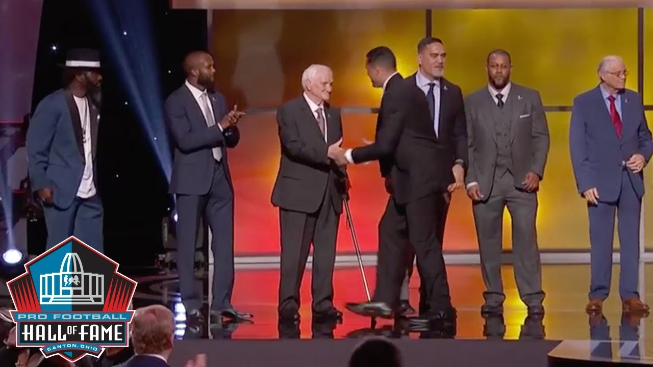 2019 Pro Football Hall of Fame Class Announced!   2018 NFL Honors