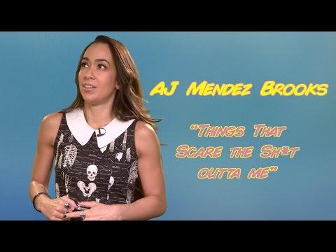 AJ Mendez Brooks: Things that scare me
