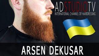 Download Стрижка бороды - Арсен Декусар   Arsen Dekusar studio Video