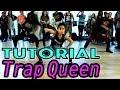 Trap Queen Fetty Wap Dance Tutorial Mattsteffanina Choreogra