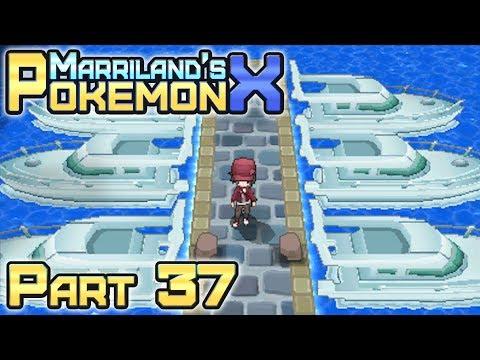 Pokémon X, Part 37: Coumarine City!