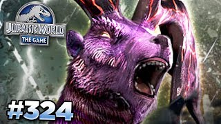 How to spend all the DNA?!!! || Jurassic World - The Game - Ep324 HD