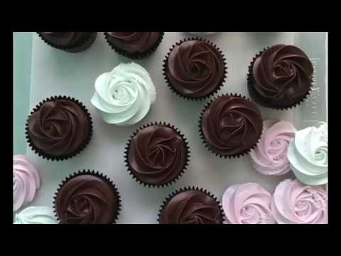 CHOCOLATE CUPCAKES & GANACHE EP 3, MANUELAS DINER