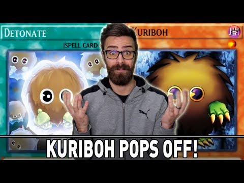 KURIBOH POPPING OFF!! | YuGiOh Duel Links PVP Mobile & Steam w/ ShadyPenguinn