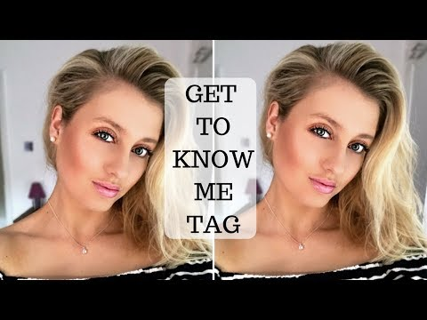 GET TO KNOW ME TAG || Q & A