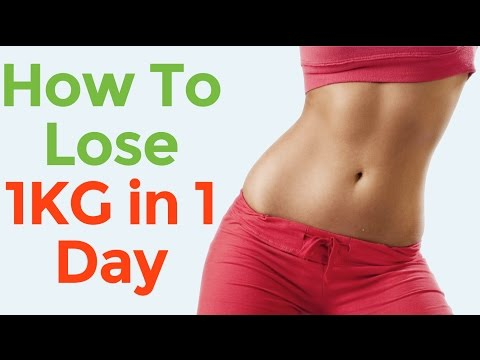 How To Lose Weight 1KG in 1 Day : Beyonce's Diet Plan to Lose Weight Fast 1KG in 1 Day