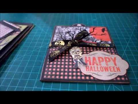 How to Make Greeting Card from Paper Bag