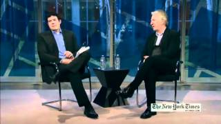 Alan Rickman talks Severus Snape at NY Times Arts & Leisure Weekend 2012