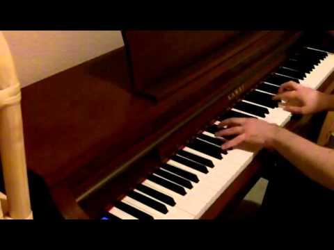 The Serpent Trench (Final Fantasy VI) on piano