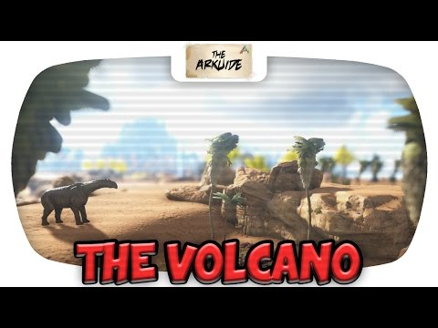 Top 5 Base Locations on The Volcano Map - The Arkuide