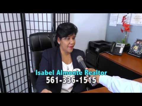 Entrevista a Isabel Almonte Realtor (Sabores del Mundo)