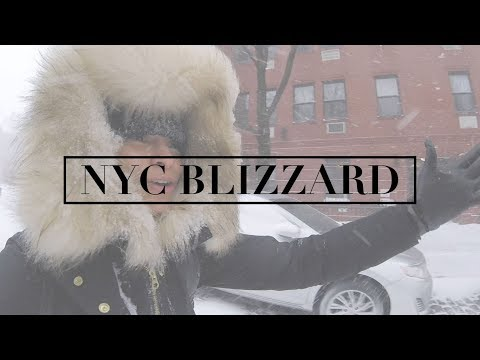 NYC Blizzard | Getting Emotional | Scout The City
