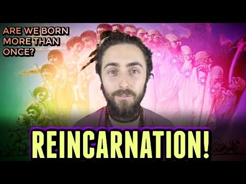 Reincarnation! (Do We Live Multiple Lives?!) *Hinduism for Beginners*