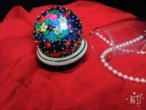 DIY  #02 Colourful Disco Ball