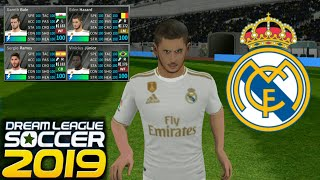 bf2a20807 How To Get Real Madrid Team 2019/20 - All Players 100 - New Kits - Dream  League Soccer 2019