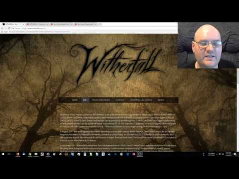 A PSA for all Nevermore or Sanctuary fans check out Witherfall!