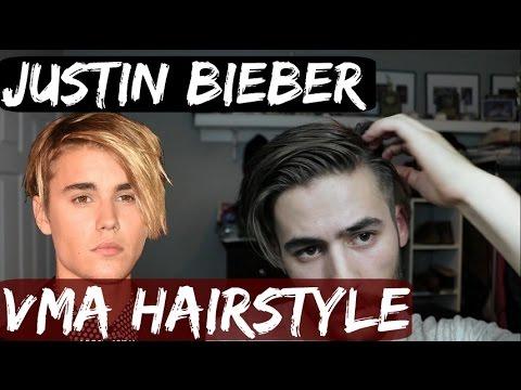 Justin Bieber Hairstyle 2015 | Justin Bieber VMA's