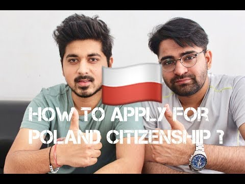 Poland PR & TR | How to Apply | Living in Poland | Citizenship |