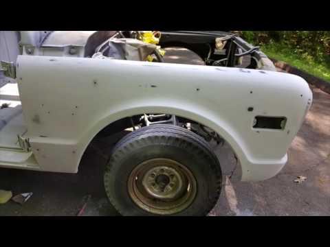 1969 Chevy C10 Slide Show