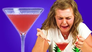 Download Irish People Try America's Strongest Cocktails Video
