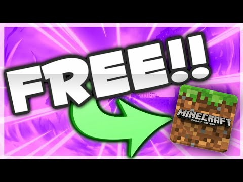 How To Download & Get MCPE 1.2 For Free (Minecraft PE)