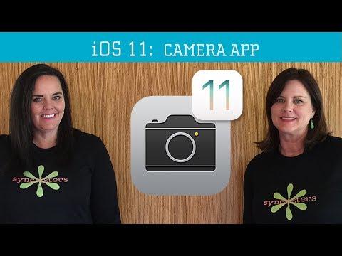 iOS 11 - Camera App