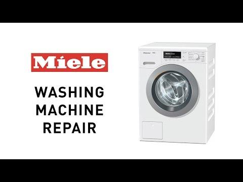 Miele Washing Machine Repair