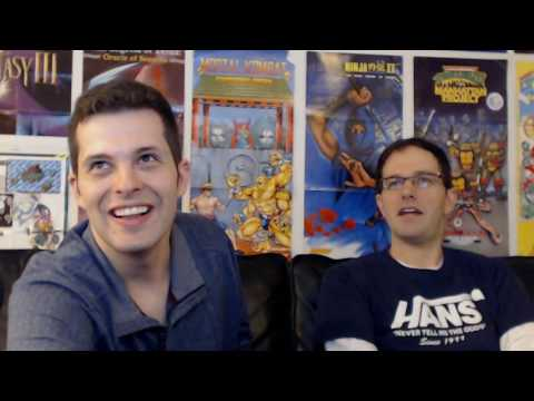James Rolfe Tastes a Nintendo Switch Game