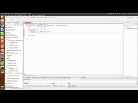 Programming Android with Fragments