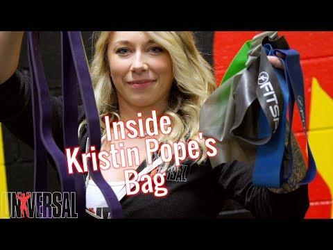 Inside Kristin Pope's Bag