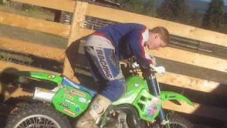 """Dane Vs Kx 500 """"if You Start It You Can Have It!!"""""""