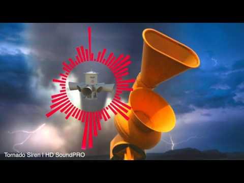 Tornado Siren Sound Effect