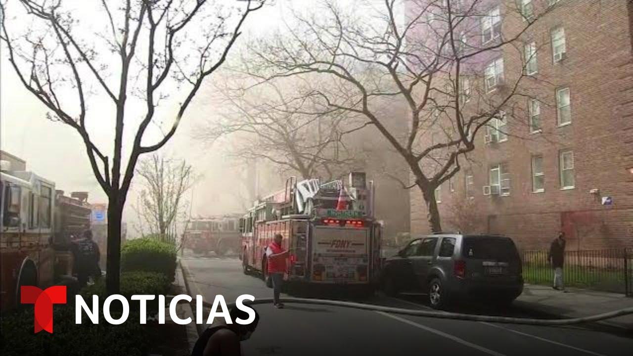 Las noticias de la mañana, miércoles 7 de abril de 2021 | Noticias Telemundo