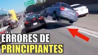 TOP ERRORES DE MANEJO DE PRINCIPIANTES   Velocidad Total