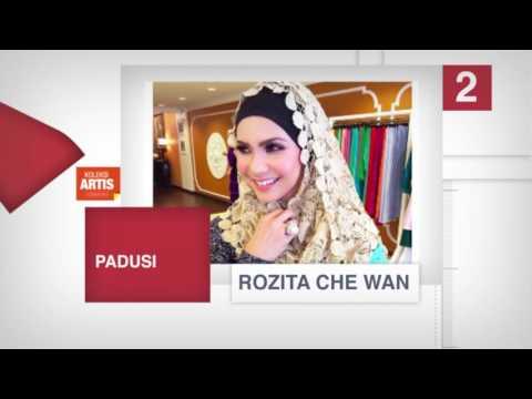 6 Artis Popular Malaysia Berniaga Tudung