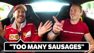 My Awkward Interview With F1 Driver Sebastian Vettel