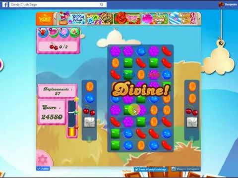Candy Crush-Level 181