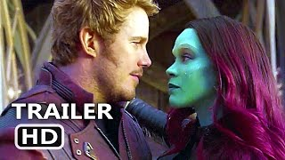 GUARDIANS OF THE GALAXY 2 - Gamora & Star-Lord Slow Dance Clip Trailer (2017) Blockbuster Movie HD
