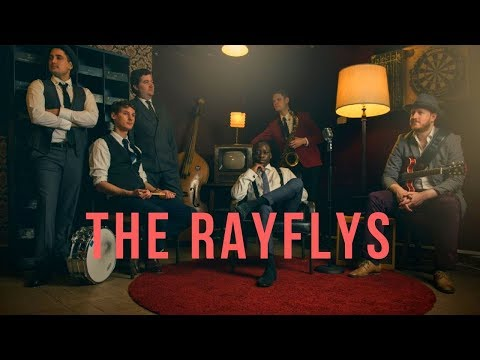The Rayflys // Vintage Rock & Roll Band for Hire from London
