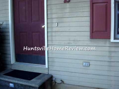 Huntsville Alabama Real Estate.  Masonite Siding Review