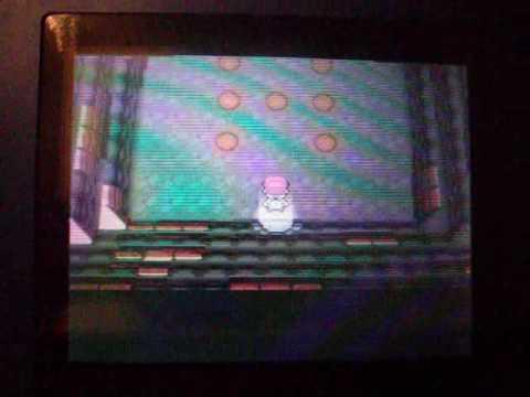 How to get Regirock in Pokemon Platinum