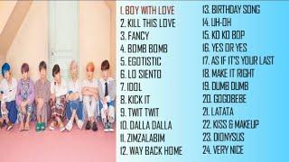 K-POP SUMMER SONGS PLAYLIST 2019 (MULTI-FANDOM)