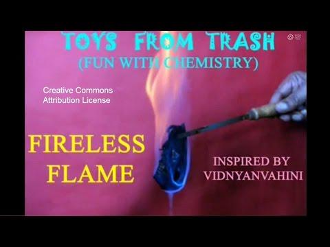 Fireless Flame | Nepali