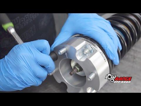 How To Lift an Impreza w/ Forester Struts × $150 Subaru Lift Kit