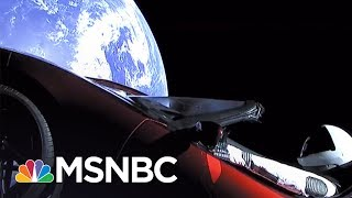 SpaceX Launches Tesla Sports Car Into Sun