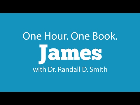 One Hour. One Book: James