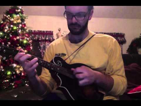 'The Fox' Mandolin Break by Nickel Creek- Slow Version