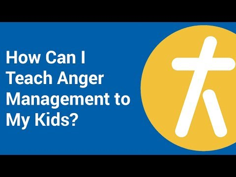 How Can I Teach Anger Management to My Kids?