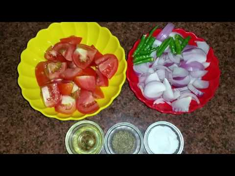 प्याज टमाटर की तड़के वाली चटनी | Onion Tomato Chutney Recipe | Tamatar Pyaz ki Chatni