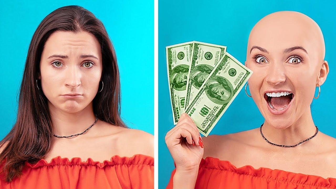 Expectativas Versus Realidad / 16 Formas Divertidas de Ganar Dinero